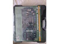 Mannesmann 89 piece universal tool set - brand new