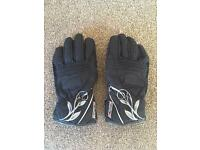 Rayven Diamond Ladies Motorbike Gloves