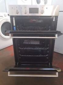 Indesit Built-In Double Oven (12 Month Warranty)