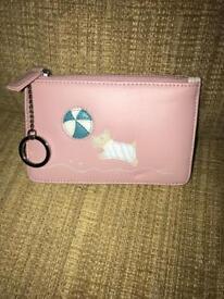Radley designer purse with keyring brand new
