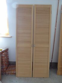 5 Louver Doors for sale