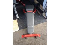 Body Solid Incline/flat/decline utility bench