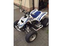 Apache 100cc race quad