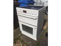 AEG Double oven and ceramic hob