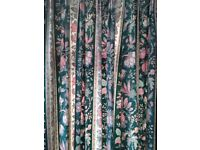QUALITY PATIO BLACKOUT CURTAINS + 2 FOR WINDOWS