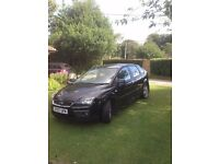 Ford Focus, 81000 miles, 1 year MOT, a very reliable car