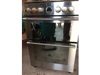 Stoves duel fuel freestanding cooker in excellent condition