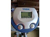 York 52015 inspiration cross trainer For Sale