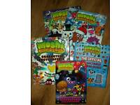 Moshy monster books