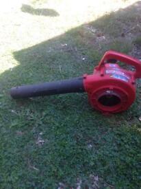Petrol leaf blower