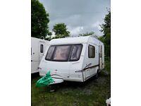 Swift 'Fairway' 2 Berth caravan