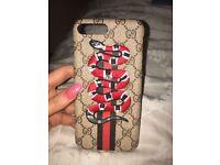 Genuine Gucci phone cover