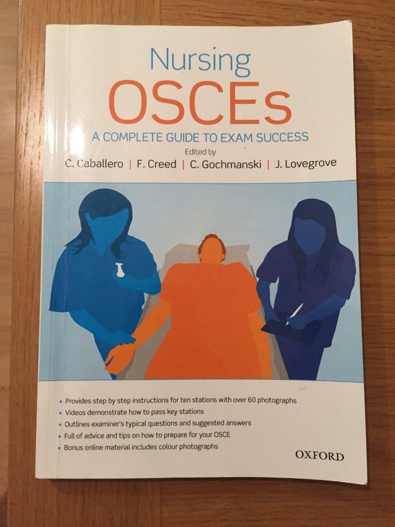 Nursing OSCE's | in Chelmsford, Essex | Gumtree