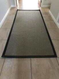 Hall rug/ runner from crucial trading in coir Boucle