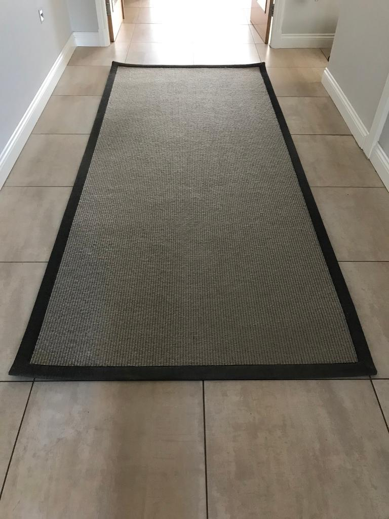 Hall Rug Runner From Crucial Trading In Coir Boucle