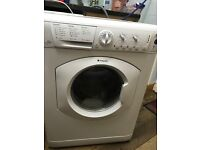 9kg Hotpoint washing machine for sale
