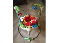 Fisher Price Jumperoo deluxe Baby Bouncer