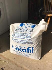 1/2 bag Micafil (50 litres)