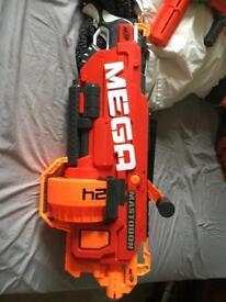 Master don mega nerf gun