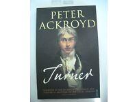 Turner, Peter Ackroyd (paperback)
