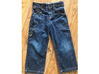 Toddlers original DKNY jeans size 4