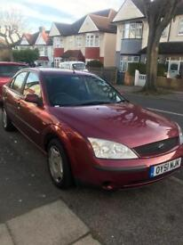 Ford Mondeo 1.8 Excellent Runner Low Miles