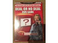 DVD Game; Deal or No Deal