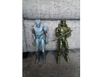 """11"""" Halo action figures"""