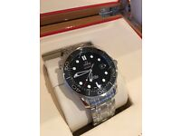Omega Seamaster 300m Diver - 2016 model with Ceramic Bezel - Unworn