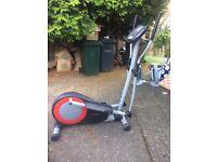 Pro form elliptical cross trainer
