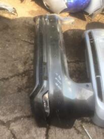 2016 Ford Focus st Line Rear bumper can post