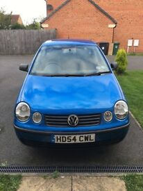 VW Polo 1.4 - petrol - 5 door