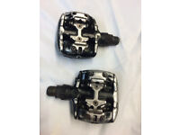 Shimano PD-M737 SPD Clipless pedals