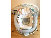 Baby bouncer, good condition.