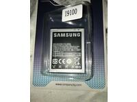Genuine Samsung i9100 battery