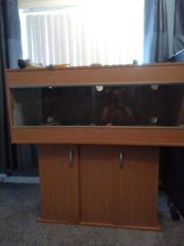 Vivarium cabinet