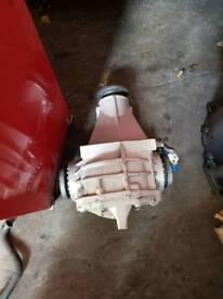 Ford Sierra Lsd & welded diffs