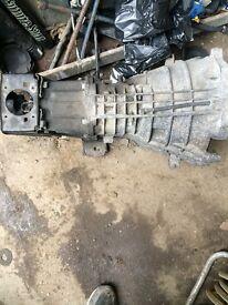 Ford transit mk6 2.4tddi 5 speed manual gearbox