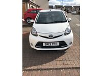 Toyota, AYGO, Hatchback, 2013, Manual, 998 (cc), 3 doors