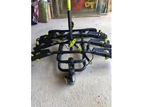 Buzzrack buzzwing towball bike rack for 3 bikes