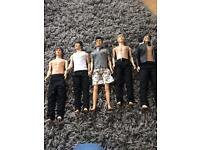 One direction dolls jeep +