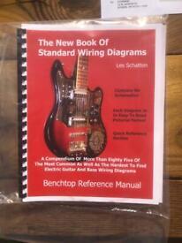 Stew Mac guitar wiring diagrams