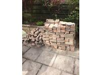 Pile of bricks (FREE, Must Collect)