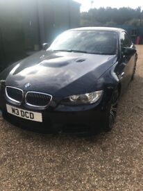 Bmw m3 convertible 4L V8 low Miles