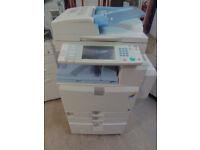 Ricoh MP4500 A3 A4 colour photocopier printer scanner 45cpm