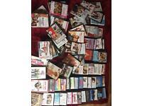 Girl dvds £1 each
