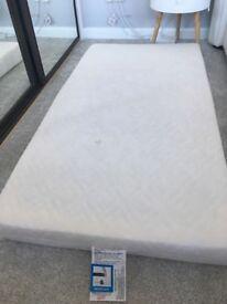 Toddler bed/cot bed mattress 140x70cm