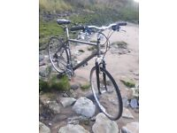 Large 24speed MARIN bike. free delivery