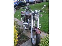 Jinlun Texan 250 Cruiser motorcycle