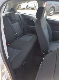 Ford fiesta TDCI car derived van